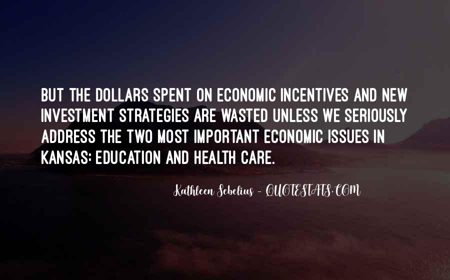 Education Is Investment Quotes #732050
