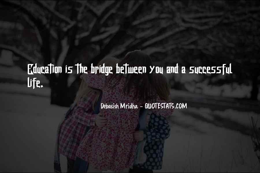 Education Is Not The Key To Success Quotes #151423