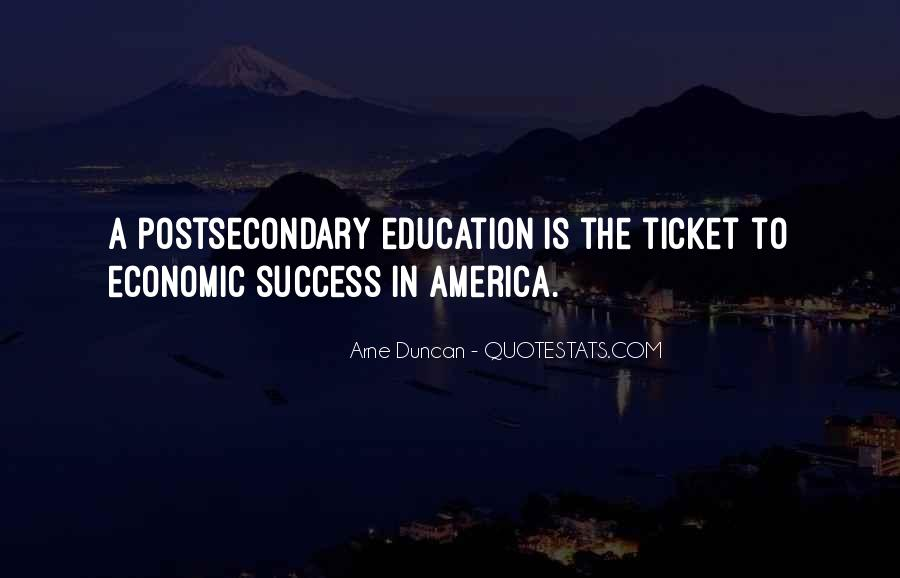 Education Is Not The Key To Success Quotes #162651