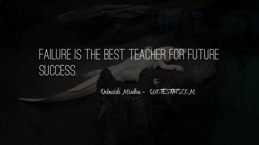 Education Is Not The Key To Success Quotes #17899