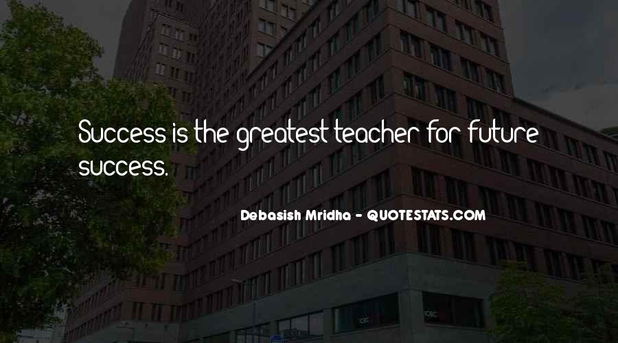 Education Is Not The Key To Success Quotes #210047