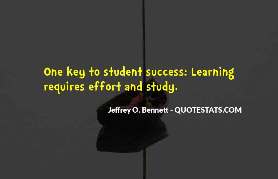 Education Is Not The Key To Success Quotes #37776