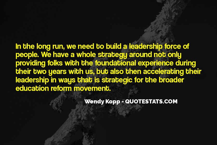 Education Reform Movement Quotes #1609654