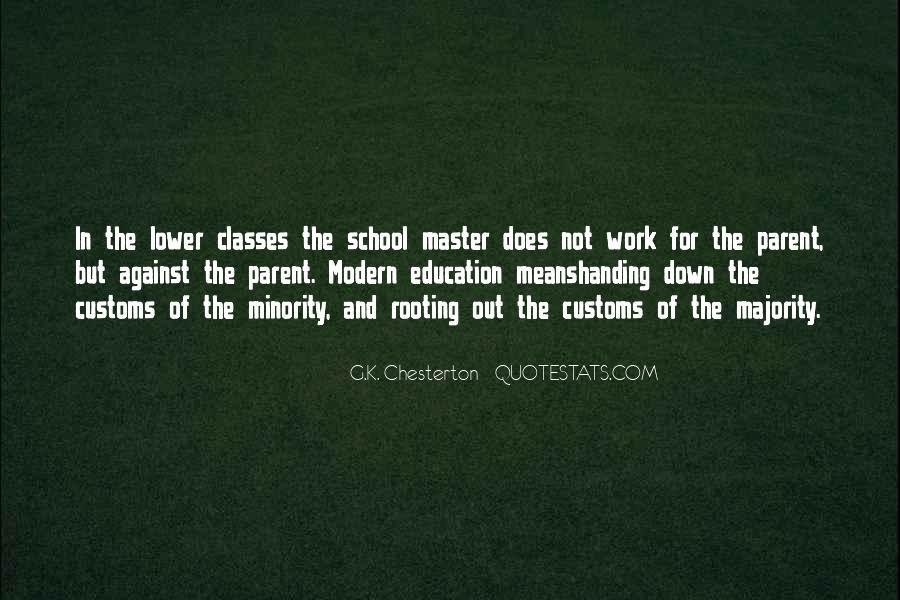 Education Vs Schooling Quotes #818938