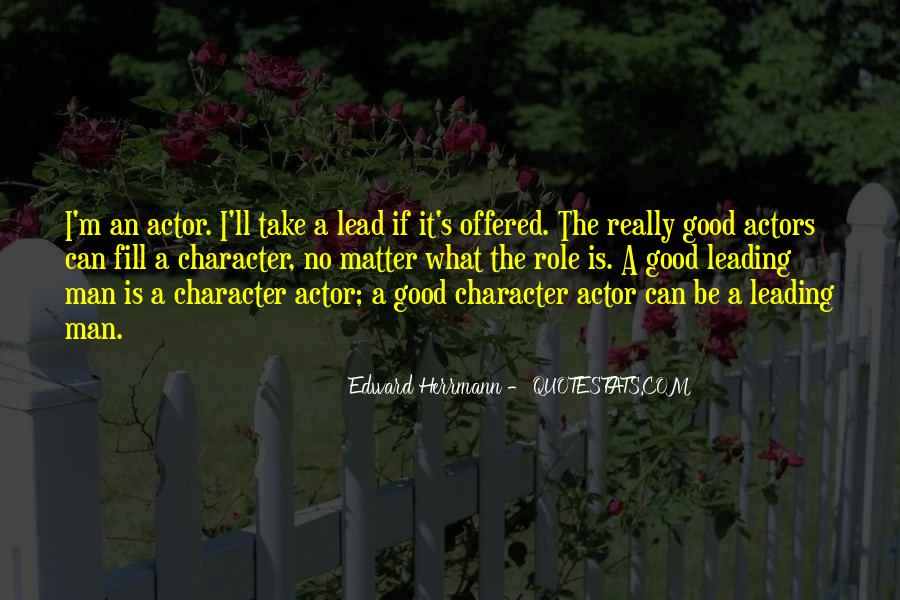 Edward Herrmann Best Quotes #1247036
