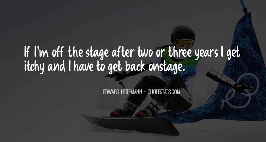 Edward Herrmann Best Quotes #1820667