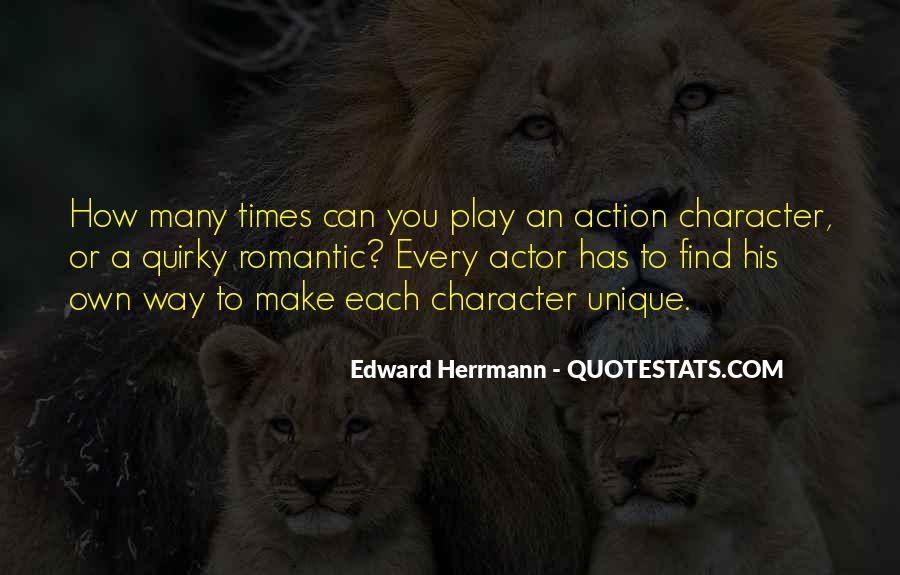 Edward Herrmann Best Quotes #981712