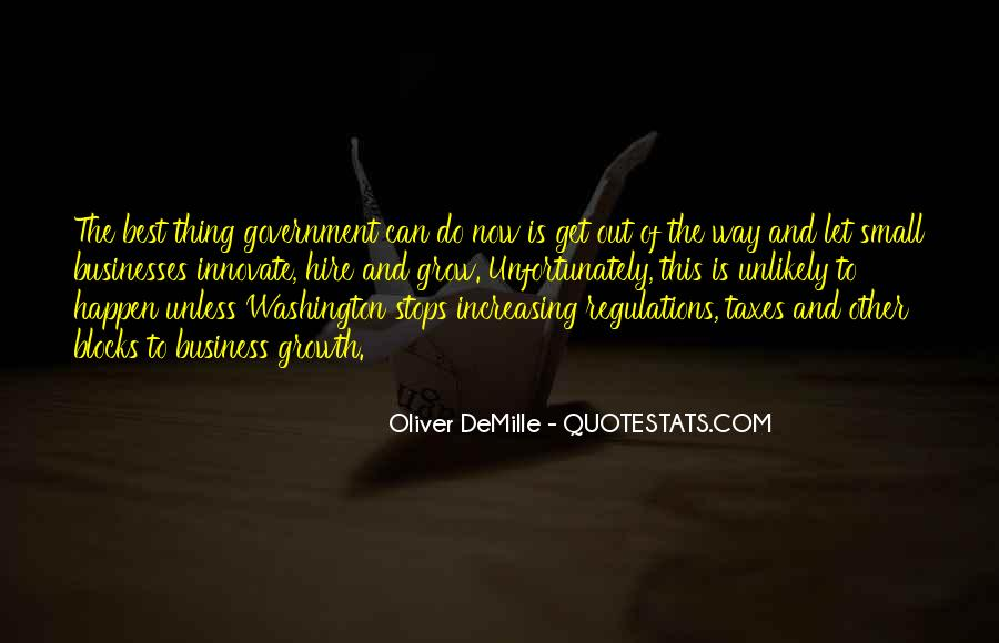 Quotes About Increasing Taxes #143934