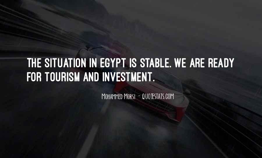 Top 12 Egypt Tourism Quotes Famous Quotes Sayings About Egypt Tourism