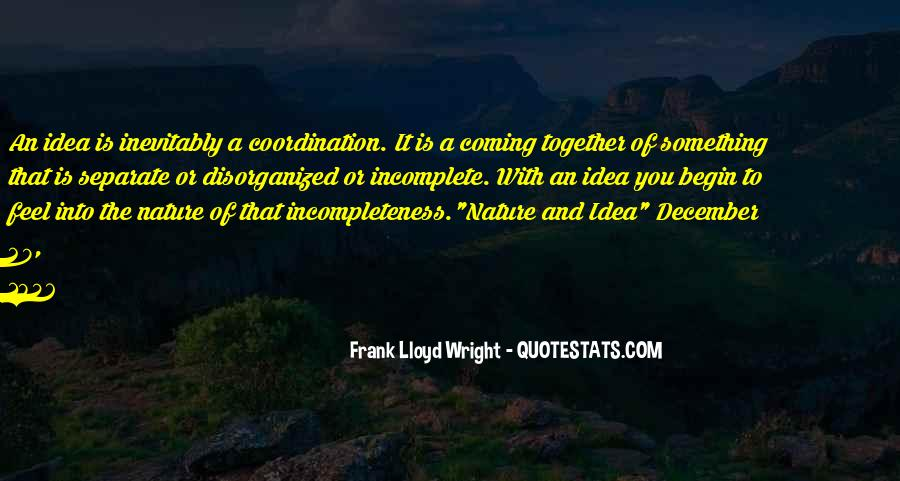 Quotes About Incompleteness #1695206