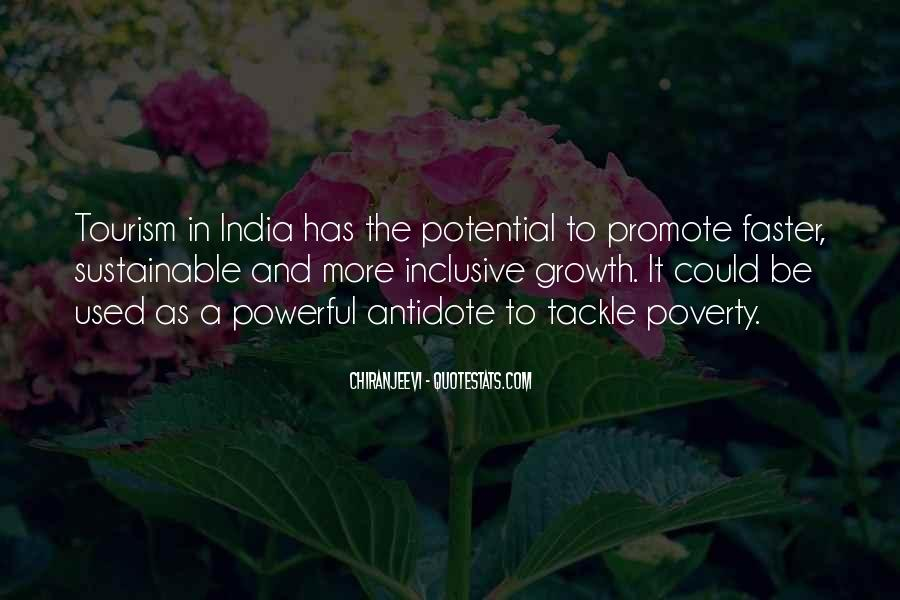 Quotes About Inclusive Growth #1436602