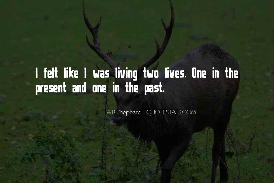 Quotes About Inbetween #1167261
