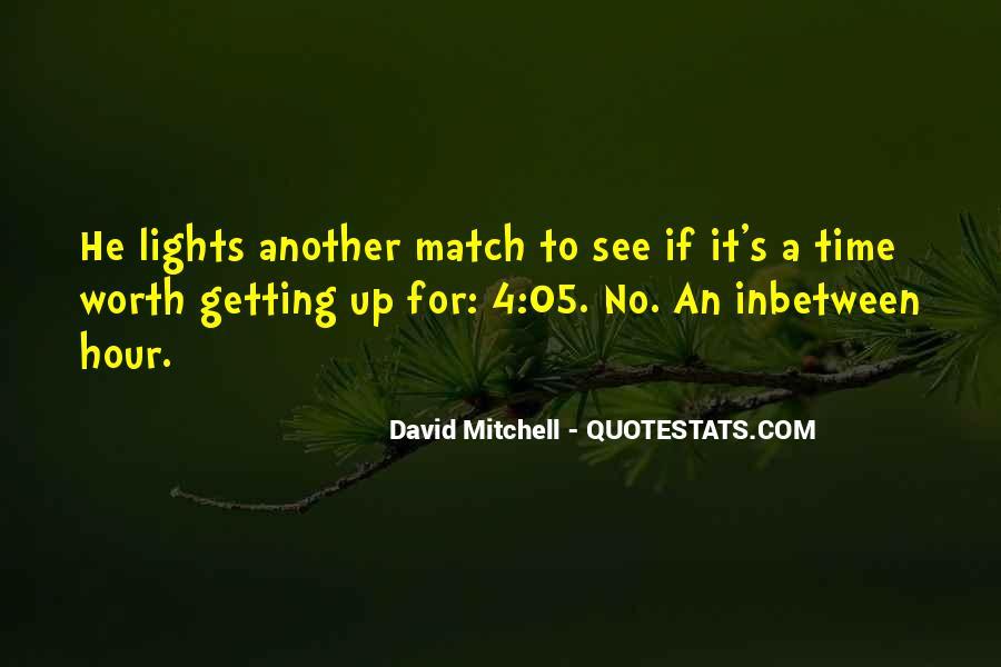 Quotes About Inbetween #1377626