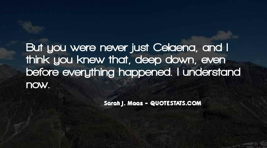Quotes About Inbetween #1637043