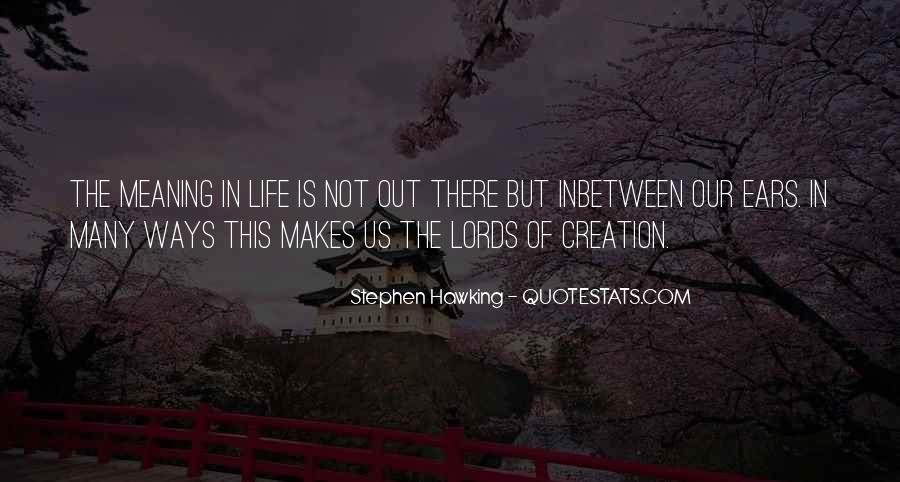 Quotes About Inbetween #347755