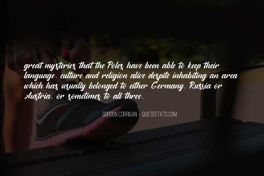Quotes About Inbetween #38657