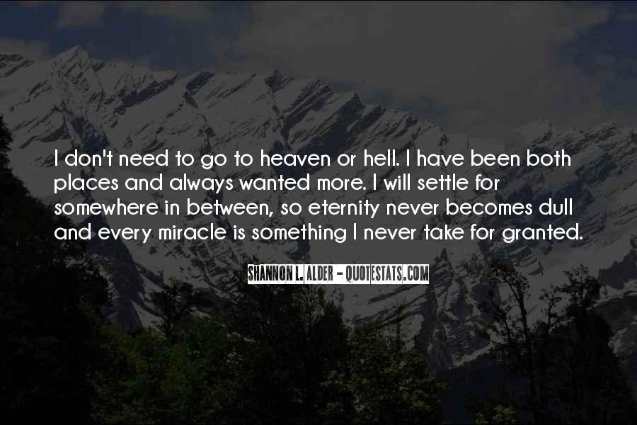 Quotes About Inbetween #476033