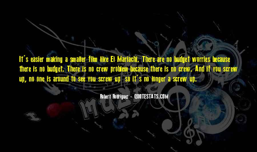 El Mariachi Quotes #1689153