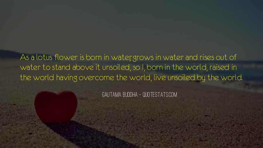Quotes About The Lotus Flower #1275803