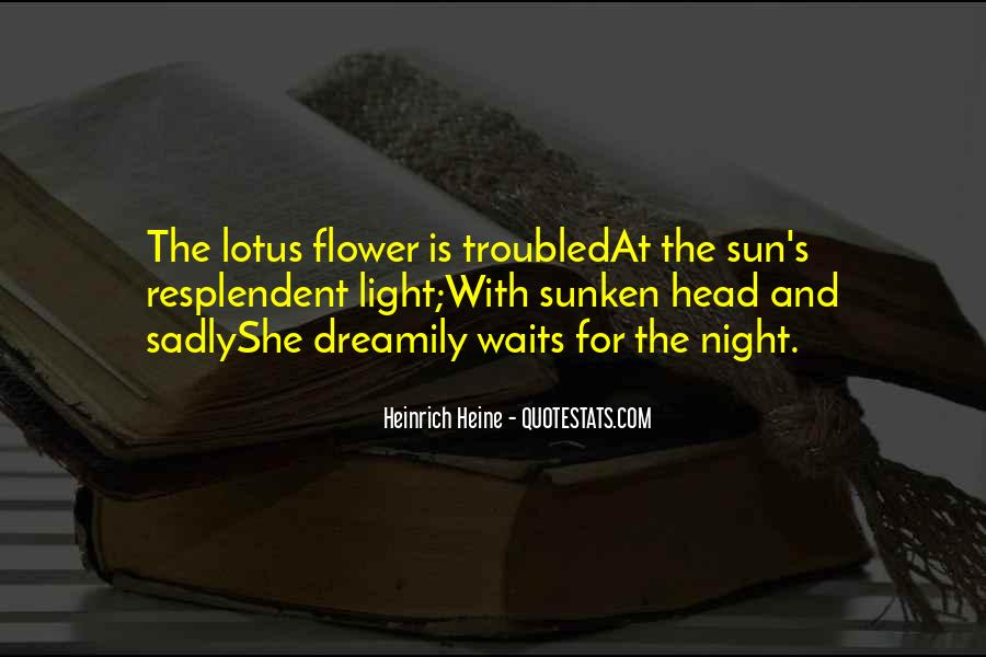 Quotes About The Lotus Flower #431773