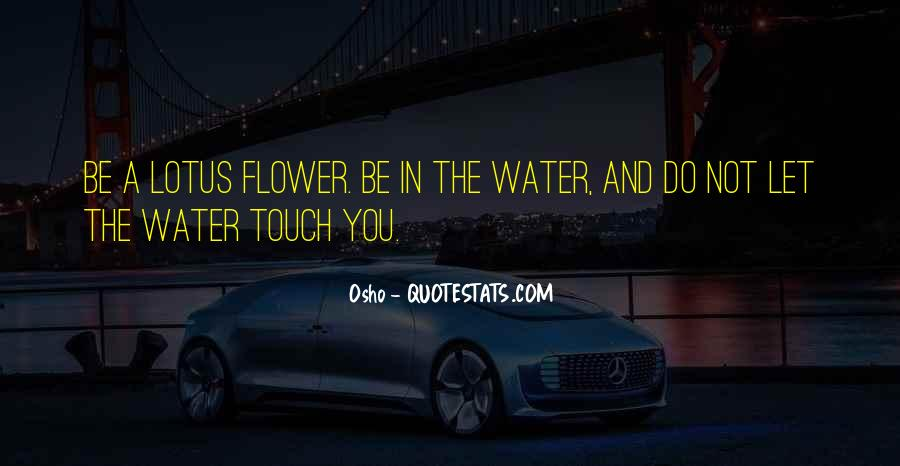 Quotes About The Lotus Flower #847093