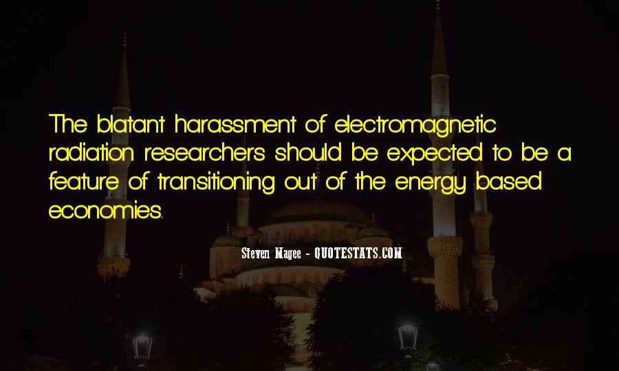 Electromagnetic Radiation Quotes #273889