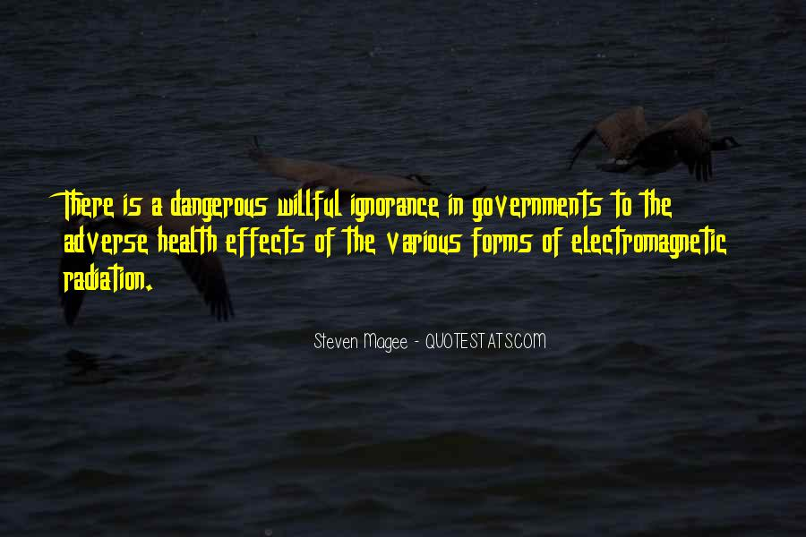 Electromagnetic Radiation Quotes #518435