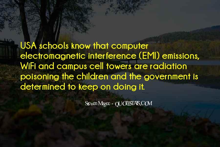 Electromagnetic Radiation Quotes #658109