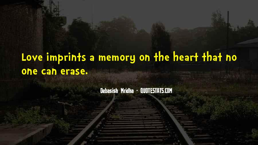 Quotes About Imprints #1118790