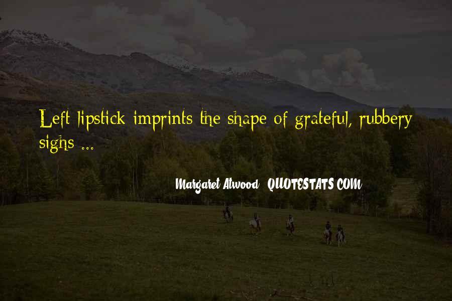 Quotes About Imprints #1328086