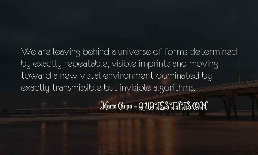 Quotes About Imprints #1704581