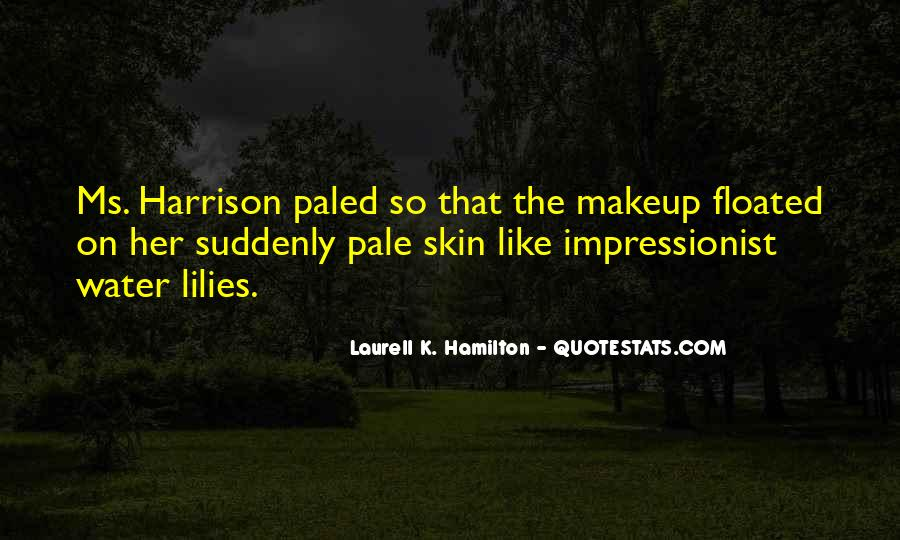 Quotes About Impressionist #101745