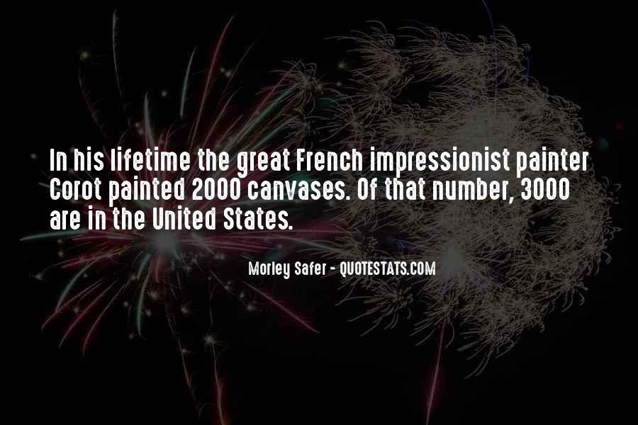 Quotes About Impressionist #1761452