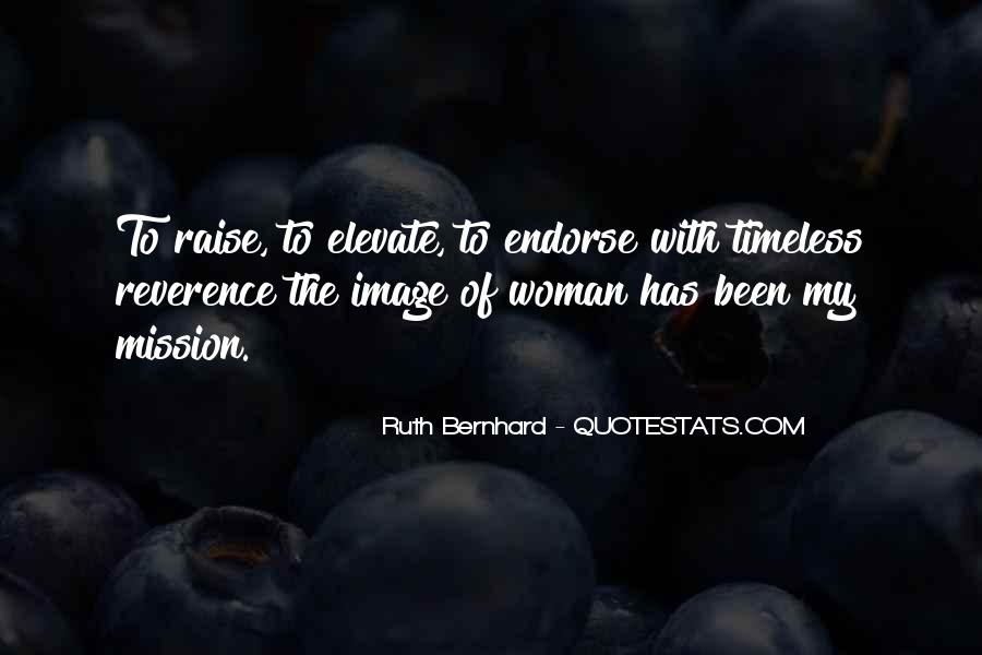 Elevate Your Woman Quotes #1810711