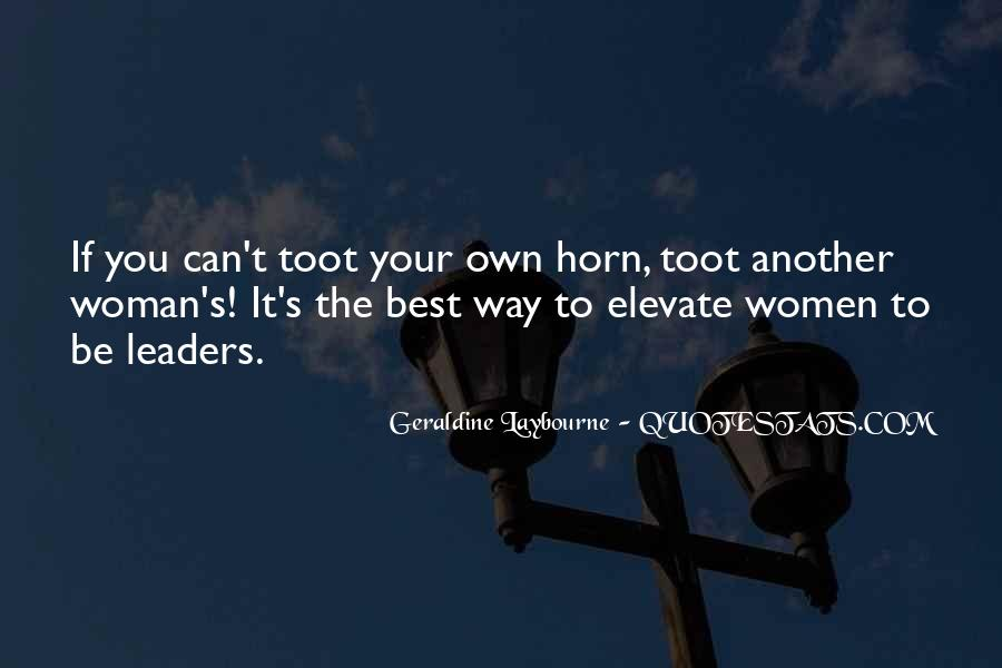 Elevate Your Woman Quotes #1838107