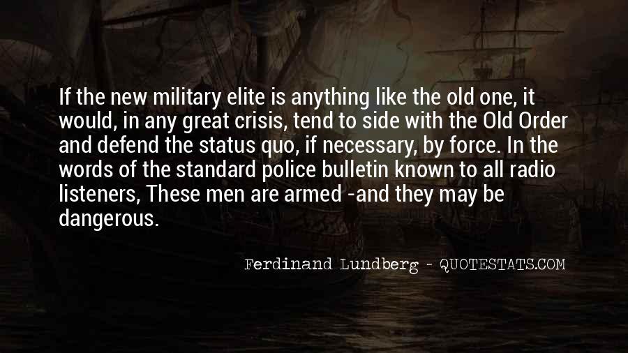 Elite Military Quotes #1365674