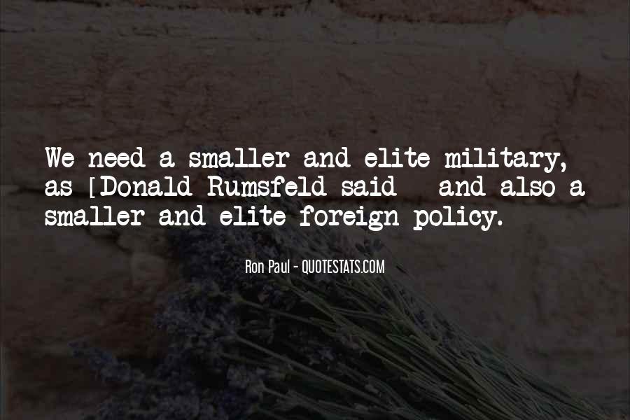 Elite Military Quotes #550908