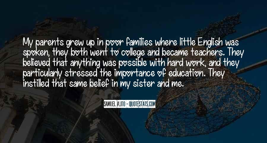Quotes About Importance Of Teachers #1203637