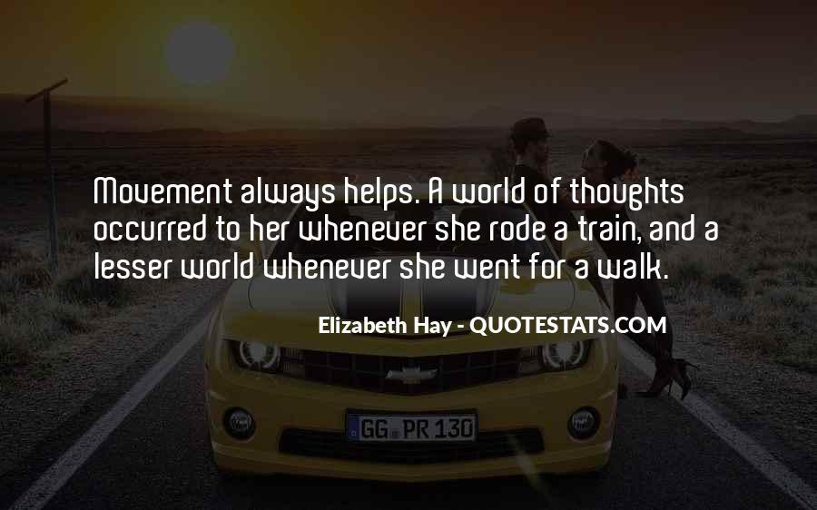 Elizabeth Quotes #4821