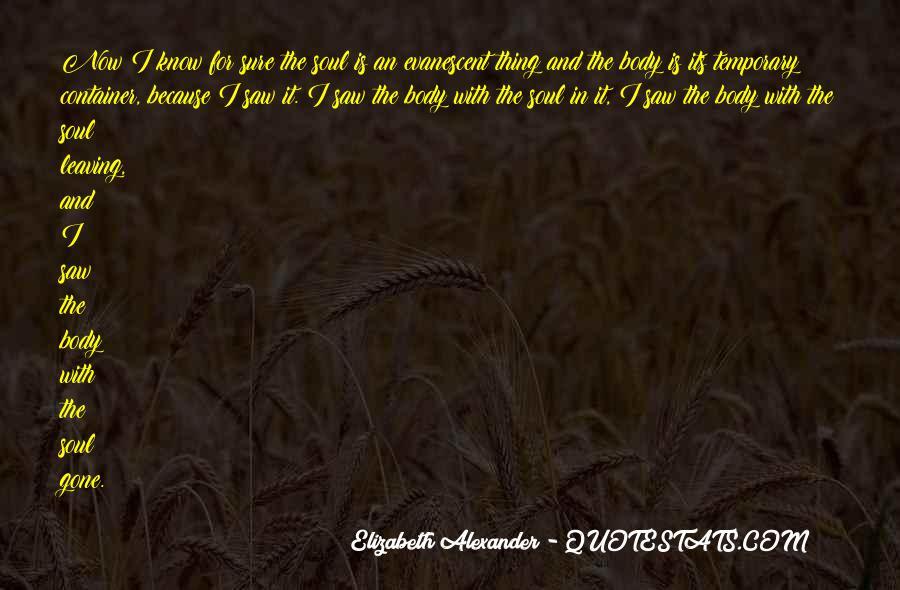Elizabeth Quotes #7152
