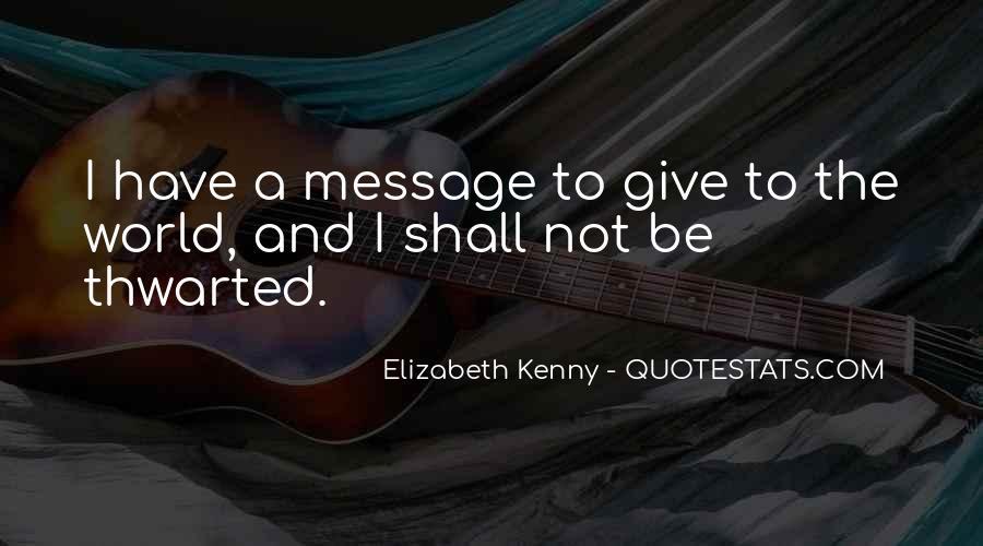 Elizabeth Quotes #8731