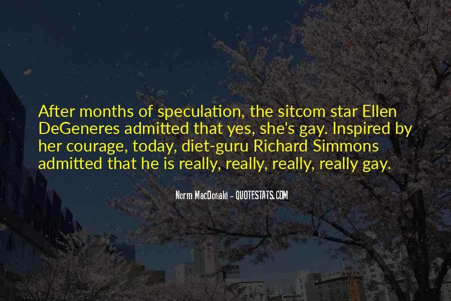 Ellen Sitcom Quotes #397159