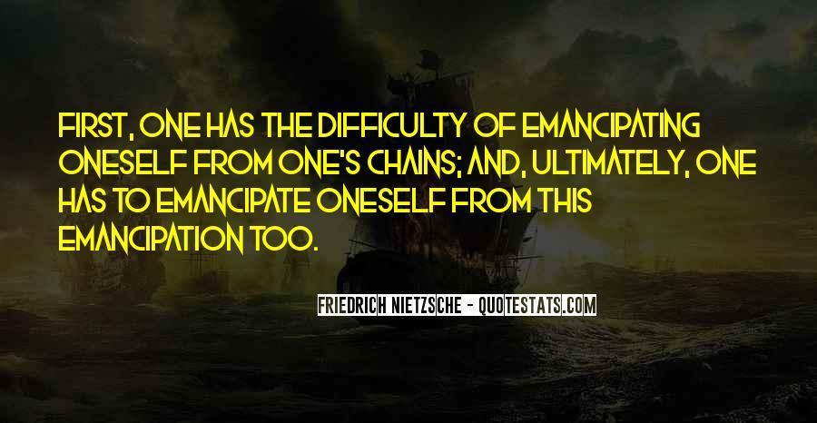 Emancipate Quotes #1002547
