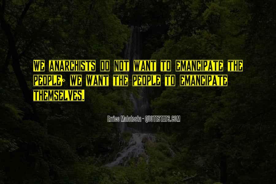 Emancipate Quotes #1032765