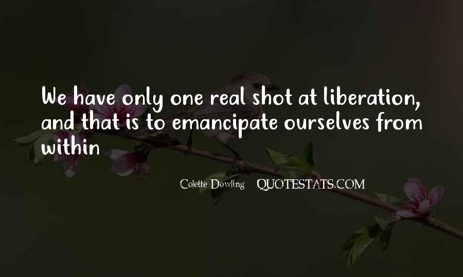 Emancipate Quotes #1373106