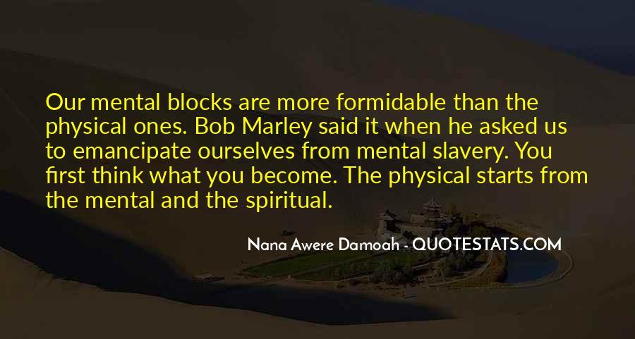 Emancipate Quotes #1471343