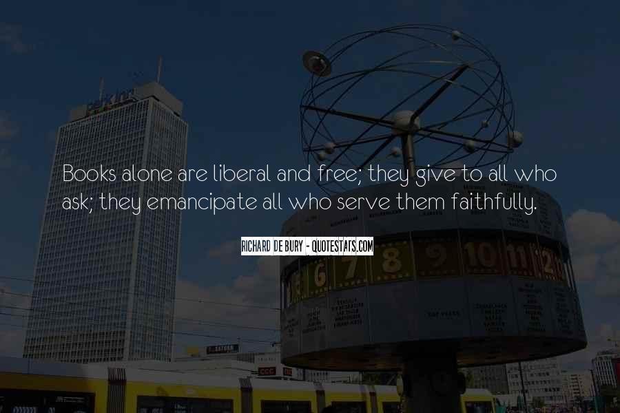 Emancipate Quotes #458286