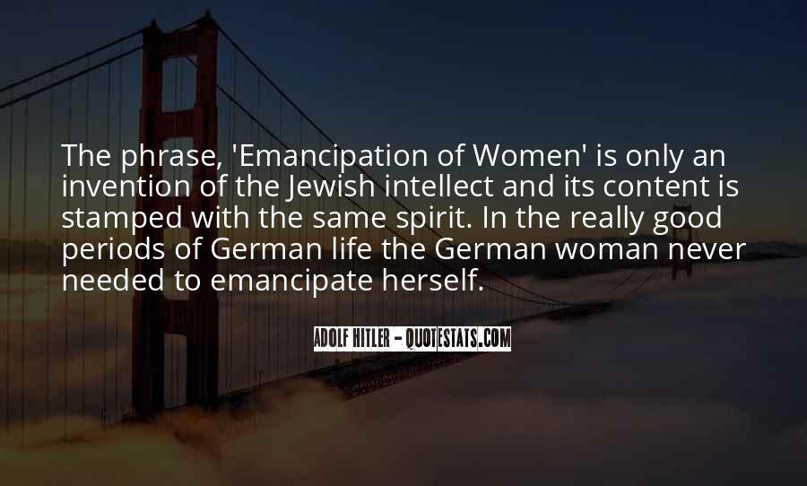 Emancipate Quotes #974140