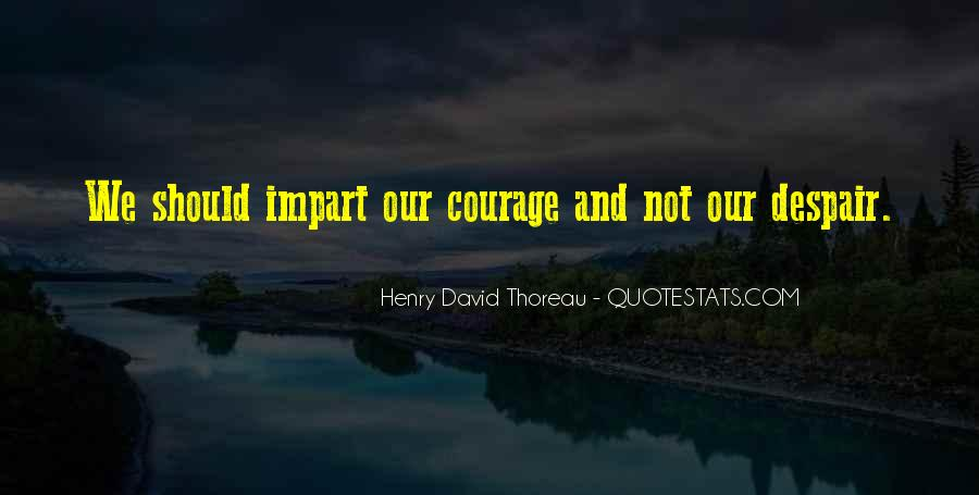 Quotes About Impart #161460