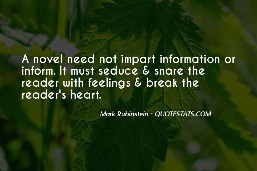 Quotes About Impart #529659